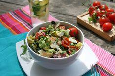 11 ellenállhatatlan tésztasaláta, amit imádni fog a család! | Mindmegette.hu Potato Salad, Potatoes, Ethnic Recipes, Food, Eten, Potato, Meals, Diet