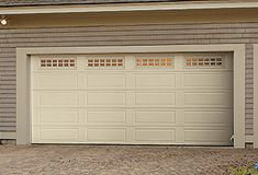Thermacore® Insulated Garage Door  | Long Design 295 Model | Thermacore® Collection | Learn more at overheaddoor.com