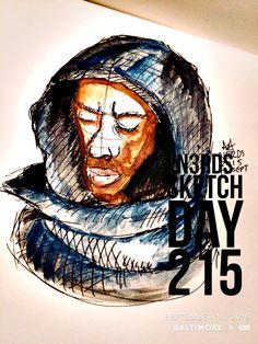 #sketchaday #artlove #penandink #nerds #art #sketchbook #artists   #sketch_daily #pencils #artnerd #acompanyofn3rds #dopeart #watercolor #imayneednewglasses #sanctuary #art_boost #n3rds #blerds #geeks  #spotlightonartists #arts_help #artists_community #prismacolor #copic #moleskine #camu   #IamanArtist
