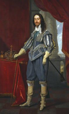 Charles I: King of England who wished to rule without parliament, lost the Civil War and his head