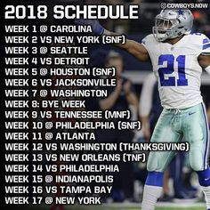 e85854d6c74 11-5 Next Season Dallas Cowboys Schedule, Dallas Cowboys Party, Cowboy  Nails,