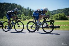 """Tony """"Pantzerwagen"""" Martin (Etixx-Quickstep) setting a fierce pace for himself and teammate Julian Alaphilippe in the escape that will keep…"""
