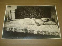 Memento Mori young woman ca 1920