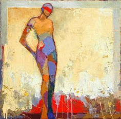 Jylian Gustlin - Contemporary Artist - Figurative Painting