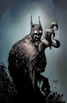 Comic Art / Greg Capullo - Batman