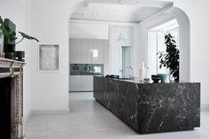 Charmant Kitchen Interior, Home Decor Kitchen, Home Kitchens, Kitchen Ideas, Dark  Furniture,