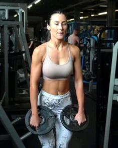 Fitness Workouts, Exercise Fitness, Gym Workout Videos, Fitness Workout For Women, Body Fitness, Butt Workout, Fitness Tips, Workout Plans, Fitness Motivation