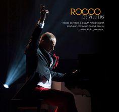 Rocco de Villiers, pianist, plays Klein Karoo Klassique 2013 (8 - 11 August)  #classical #artist #performer #kleinkaroo #event #todo 11 August, Klein, Plays, Musicals, African, Artist, Wedding, Fictional Characters, Games