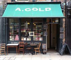 A. Gold | Spitalfields, London