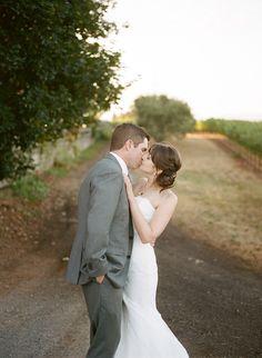 Photography: Christina McNeill - christinamcneill.com  Read More: http://www.stylemepretty.com/california-weddings/2014/10/24/california-wine-country-wedding-at-vine-hill-house/