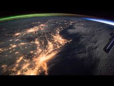 NASA Video Gallery | NASA...aurora touching sunrise...gorgeous