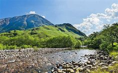 Ben Nevis.  Found in Scotland's Lochaber region, Ben Nevis is the highest mountain in the British Isles.
