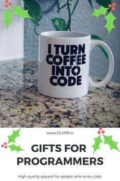High quality apparel and more for programmers and web developers. Gifts For Programmers, Web Development, Coding, Mugs, Tableware, Dinnerware, Tumblers, Tablewares, Mug