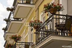 Mediterane Balkone in Bad Neuenahr