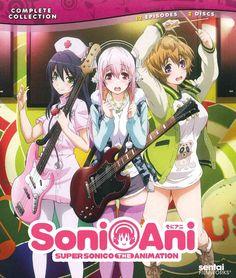 Soni-Ani: Super Sonico: Complete Collection