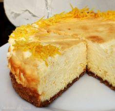 Tarta de limón y leche condensada