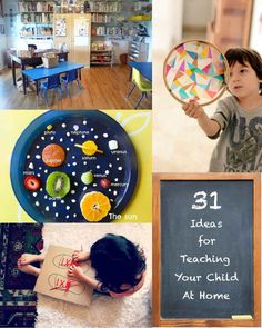 31 Clever And Inexpensive Ideas For Teaching Your Child At Home - BuzzFeed Mobile   @Sarah Chintomby Grace Pavelchak some great ideas here :)