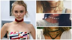 Tendance mode : Le retour du collier ras-du-cou