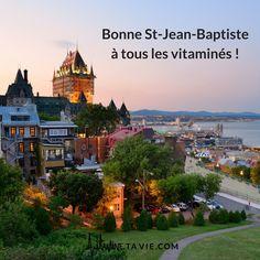Bonne St-Jean Baptiste ! www.vitaminetavie.com