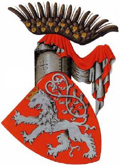 CZECHIA - Bohemia coat of arms