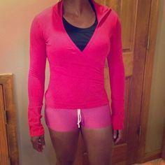 "Selling this ""Small fuscia Nike fitted hoodie Cardigan EUC."" in my Poshmark closet! My username is: tinovia. #shopmycloset #poshmark #fashion #shopping #style #forsale #Nike #Jackets & Blazers"