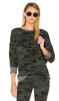 12cdccc2a8664 Brushed Terry Pullover Revolve Clothing, Military Jacket, Camo, Army  Fatigue Jacket, Camouflage