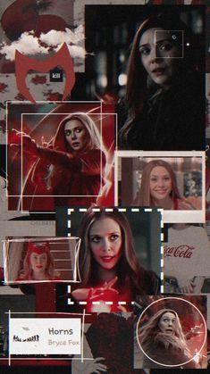 Marvel Comics, Marvel Avengers, Marvel Heroes, Marvel Women, Marvel Girls, Cenas Teen Wolf, Witch Wallpaper, Wanda Marvel, Marvel Background