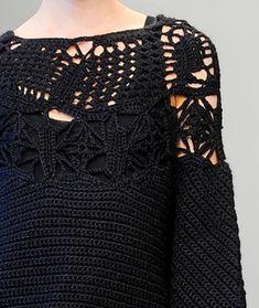 Decorialab - New York fashion week - FW 14-15 - Tess Giberson
