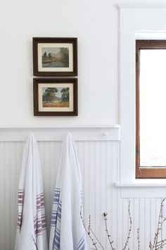 The Grit and Polish - Farmhouse Bathroom Budget Refresh // Vintage art in the bathroom with shaker peg shelf - June 15 2019 at Boho Bathroom, Bathroom Styling, Bathroom Interior Design, Small Bathroom, Bathroom Ideas, Bathroom Remodeling, Restroom Design, Master Bathroom, Kids Bathroom Art