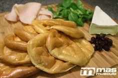 En Masmusculo.com te traemos semanalmente la mejores recetas fitness, hoy te presentamos este Pan de nube (Cloud bread)