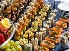 """See 1 photo and 1 tip from 9 visitors to Big Chef. """"Amazing company for your event. Brunch Buffet, Party Buffet, Tapas Buffet, Buffet Wedding, Big Chefs, Food Bouquet, Food Platters, Charcuterie, Food Presentation"""