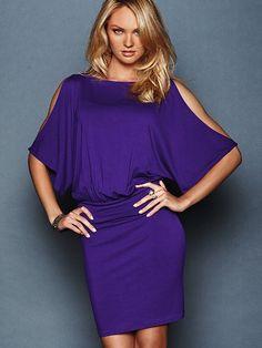 Blouson Dress #VictoriasSecret http://www.victoriassecret.com/clothing/dresses/blouson-dress?ProductID=1334=OLS?cm_mmc=pinterest-_-product-_-x-_-x