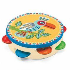 DJECO animambo tambourijn