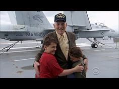 A WWII Vet Helped 2 Children Fall In Love With History Aboard A Retired Navy Ship | Task & Purpose