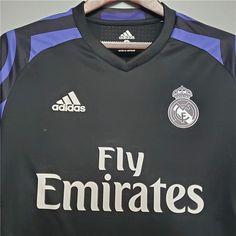 Real Madrid 2015-16 Third Retro football kit jersey