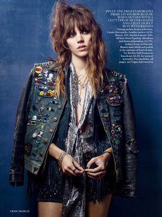 Freja Beha Erichsen by Craig McDean for Vogue UK May 2014 4