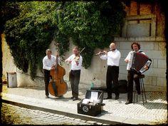 Jazz en Praga / Street Jazz in Prague