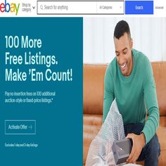 eBay Sellers - Get 100 More Free Listings! Are you an eBay Seller? Got products and thinking about using eBay? With over 170M active buyers worldwide, eBay has compiled 550+ essential audiences for you to choose from! 😍Need More Followers? 💗Click website link in bio for more! _ 👍🏼Like 👇🏽Comment 👉🏽Follow _ . . . #digitalmedia #digitalmediamarketing #socialmedia #socialmediamarketing #socialmediatips #socialmediastrategy #socialmarketing #socialmediamanagement #socialmediaagency…