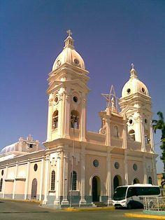 De visita en Cabimas, Zulia.