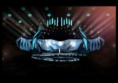 Eurovision 2013 - The stage design that will be used in Malmö Arena in May has been revealed today on the official Eurovision website. It demonstrates how the standing audience will be close to the...