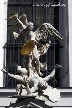 SÃO MIGUEL ARCANJO - igreja - católicos - anjos - tattoo  desenho - tatuagem - Miguel - oração - novena   http://www.arcanjomiguel.net  https://novecoros.blogspot.com.br  Combatentes SMA - Arcanjomiguel-NET