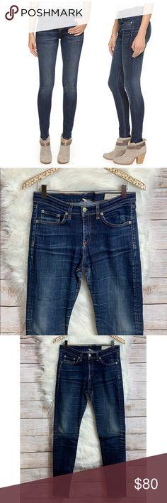 32f99024 ✨{Rag&bone} high rise skinny jeans ✨ Rag & bone high rise skinny jeans