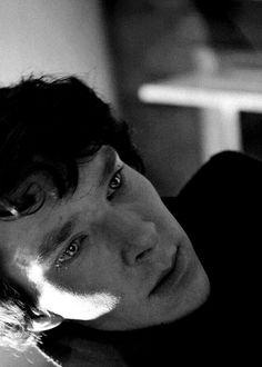 Sherlock Holmes. Love this shot.
