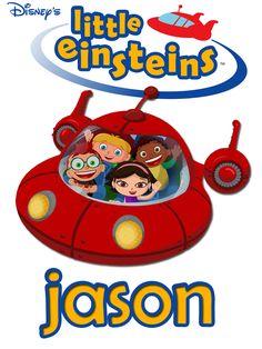 Little Einsteins Rocket Clipart