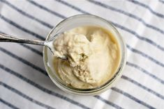 homeade bourbon ice cream recipe | brooklyn supper--this was fab! I added a cup of toasted pecans the last 5 min. of mixing