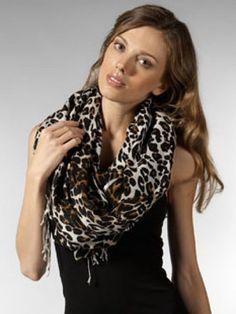 Comment porter, associer, mixer l imprimé animal léopard ou panthère   c464cae08b7