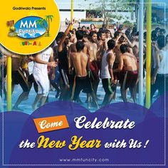 Not sure what to do for #NewYear Eve? Book your room at #MMFunCity and head over to Chhattisgarh's Largest Water Park. #WaterSlide #WaterFun #NewYearFun #Family