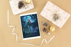 """Treat yourself to 4.8 stars of medieval, magical, must-read romance❤️ """"Meg is a spunky heroine, and Nicholas is dreamy. The romance is lovely, and at moments tense. Beautiful story, and writing."""" ~Jennifer, Amazon reviewer  Killer deal on The Entangled Princess coming 11/20!  #romancebookloversclub #romance #romancenovel #mustreadromance #unforgettable #kindle #cleanromance #chicklit #medievalromance #historicalromance #historicalromancereaders #mustread #kindleunlimited #reading… Forbidden Love, Beautiful Stories, Reading Books, Historical Romance, Romance Novels, Treat Yourself, Bitter, Book 1, Book Lovers"""