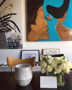 A Tour of Emily Ratajkowski's Apartment—Framed Instagram Selfie Included