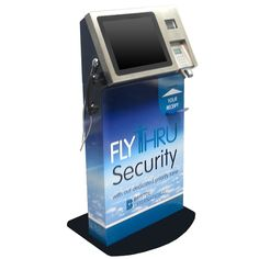 Ticketing Kiosk GP7 - This ticketing kiosk is ideal as a self service ticket dispenser and is one of our most robust kiosks, which can be powder coated to match your requirements or graphically branded using high quality vinyl. The GP7 is available with or without additional backlit header panel which can be used to attract attention in crowded areas. Ideal for use as queue busting facility in Airports and other busy public areas, additional options include a phone handset, chip and pin…
